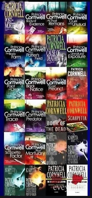 Patricia Cornwell Audio Books collection 1990-2016 📧⚡ Email Delivery (10s) ⚡📧