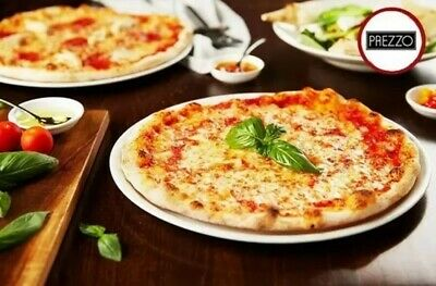 Prezzo 3 Course Meal with Glass of Wine for 2 People - Gift E Voucher