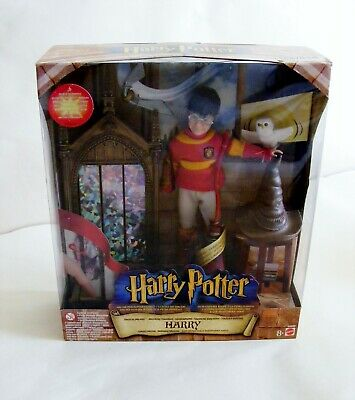 "Harry Potter Quidditch 8"" Doll New BOXED Philosophers Stone - Excellent!"