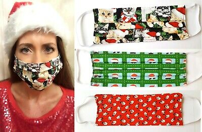 Face Mask Uk Reusable, Washable Face Mask Uk,Cotton Blend  In  Many Designs