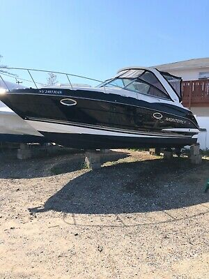 2015 monterey 295sy. boat,bayliner,sea ray, cruiser boat ,crowliner