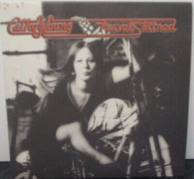 CATHY YOUNG - Travel Stained - CD ALBUM JAPANESE PRESSING