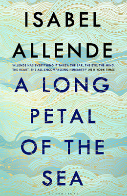 📔A Long Petal of the Sea by Isabel Allende📔