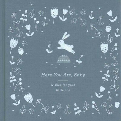 Here You Are, Baby : Wishes for Your Little One, Hardcover by Hathaway, Miria...