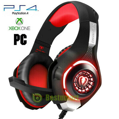 Pro Gaming Headset With Mic Xbox One Wireless Ps4 Headphones Microphone Beats A 30 69 Picclick