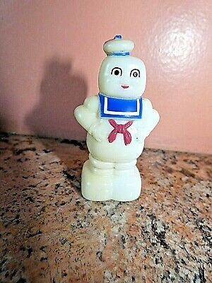 Vintage Ghostbusters Pencil Sharpener Stay Puft Marshmallow Man 1987 CPT Molding