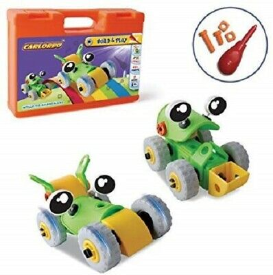 Take Apart Toys Racing Car Assembled Model Cars Construction Toy Kit-Build Your