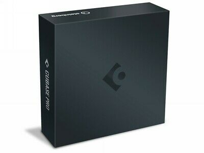 Steinberg Cubase Pro 10.5 Retail GBDFIESPT boxed