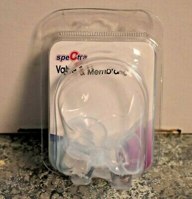 Spectra Baby USA - Spectra Clear Valve & Membrane - Set of 2 Pieces