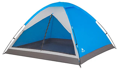14 PERSON CAMPING Tent Ozark Trail 2 Room Cabin Outdoor