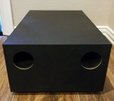 Bose Acoustimass AM-5 Subwoofer Only Low Profile Passive Home Theater FOR PARTS