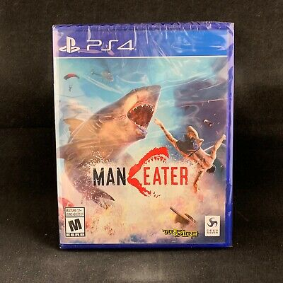 ManEater (PS4 / PlayStation 4) BRAND NEW