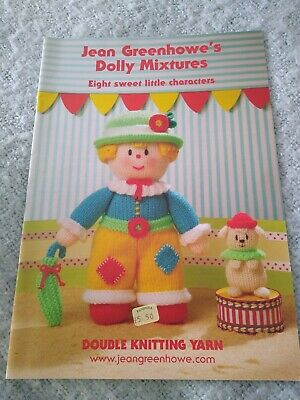 FFC003 Knitting Pattern Jean Greenhowe Toybox Snowman for Charity Use Only