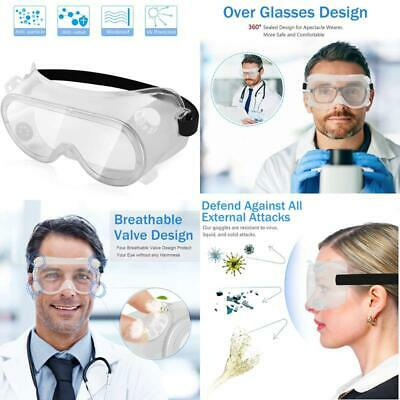 Safety Glasses Fully Enclosed Uv Protective Glasses Keep Your Safe In Any