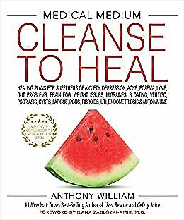 Medical Medium Cleanse to Heal Healing Plans for Sufferers of Anxiety (P. D. F)⚡