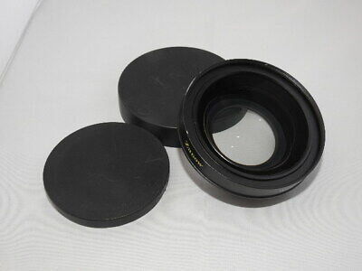 Zunow WZX-07 Broadcast Wide Angle Converter Lens