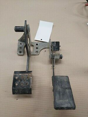 2008 Polaris rzr Pedal Mount and throttle and brake pedals
