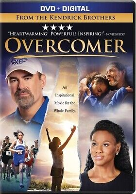 Sony Pictures Home Ent D54531D Overcomer (Dvd/W-Digital)