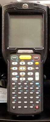 Motorola Zebra MC3190, Windows WEH6.5, 48 keys, 1D laser, Wifi, BT, pistol grip