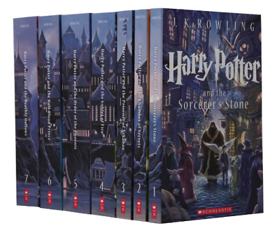 Harry Potter Complete collection Audiobook by Stephen Fry ⚡ Email Delivery(10s)⚡