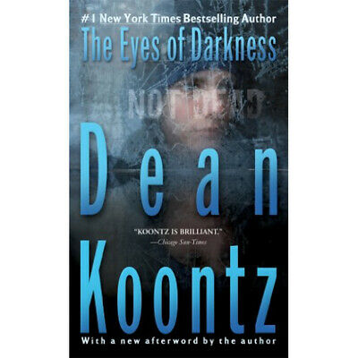 📔the eyes of darkness by dean koontz📔
