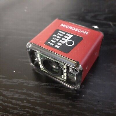 Microscan MicroHawk ID-40 Bar Code Reader 7411-2102-0003 with Cable