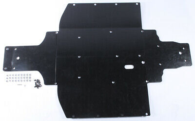 Open Trail UHMW Full Skid Plate For Honda Pioneer 1000
