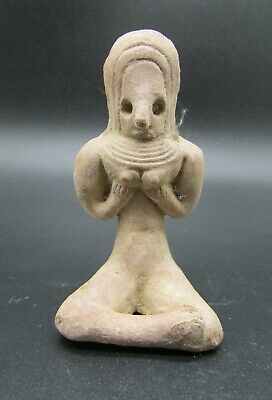 Genuine ancient Bronze Age fertility idol 4000 years old