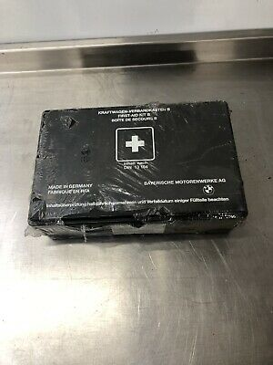 GENUINE BMW 3 5 8 SERIES E36 E34 E31 FIRST AID KIT 1859303 Unopened!!!! Yes