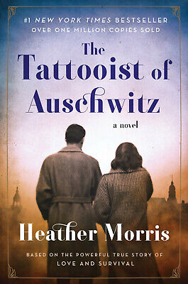 The Tattooist of Auschwitz by Heather Morris (P.D.F)✔️
