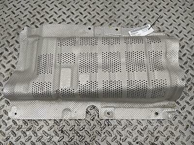 2013 BMW 1 SERIES F20 Front Heat Shield 511643-10 458