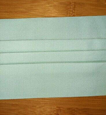 Mint Handmade Reusable Washable Cotton Face Cover New