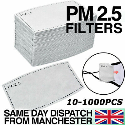 Face Cover Pads Replace Insert Face Shield Filters 5 Layers Gaskets For Adults
