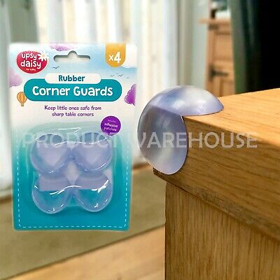 Baby Corner Guards Edge Furniture Protectors Soft Safety Children Protection