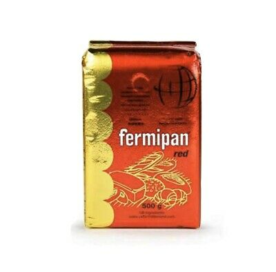 Fermipan Red 500g Instant Dried Yeast  Bread Baking Yeast Bakers Bread Making