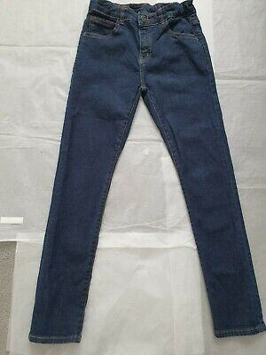 Zara Boys Blue Denim Slim/Skinny Fit Jean's size 9-10 (140cm)  *Brand New*