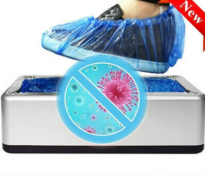 Automatic Shoes Cover Waterproof Machine Home Cover Carpet Set