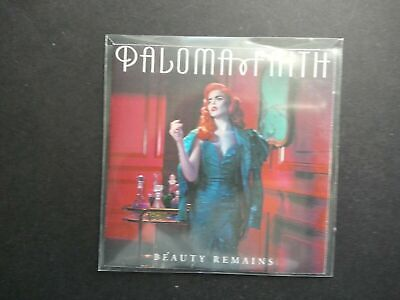 PALOMA FAITH - BEAUTY REMAINS (UK PROMO CD SINGLE)....£3.95    freepost