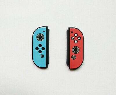 Nintendo Switch Style Charm Set For Your Crocs Shoe Jibbitz Bracelet Wristband