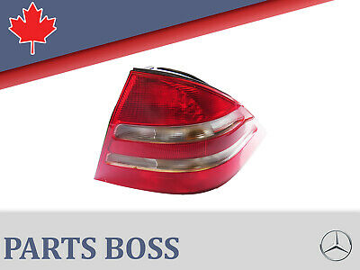 Mercedes-Benz S430 S500 S600 2000-2002 OEM Tail Light Right Passenger 2208200264