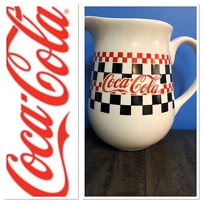Coca-Cola Pitcher by Gibson (1996)