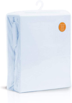 Uaugh Crib Sheets Super Soft Hypoallergenic Breathable Fitted Baby Sheets For St