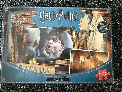 Harry Potter 1000 Piece Briefcase