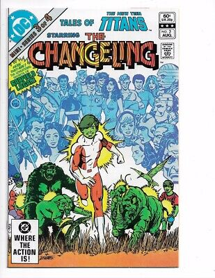 Tales of the New Teen Titans #3 & 4 Bronze Age DC I combine Shipping!