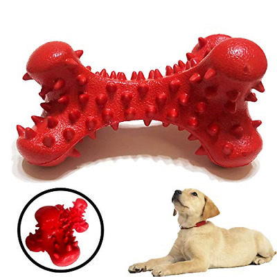 Indestructible Dog Toys for Aggressive Chewers Rubber Chew Toys for Large Medium