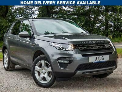 2015 65 Land Rover Discovery Sport 2.0 Td4 Se Tech 5D 150 Bhp Diesel