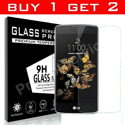 Real Tempered Glass Film Screen Protector for LG K8 2016 Mobile Phone