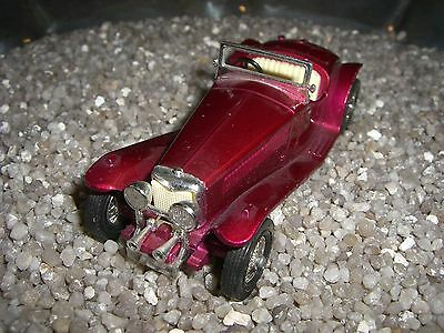 RILEY M.P.H. 1934  MATCHBOX  Made in England by Lesney   nr 4