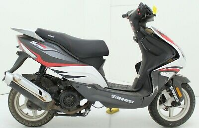 2019 Sinnis Harrier 125 Damaged Spares Or Repair ***No Reserve*** (23515)