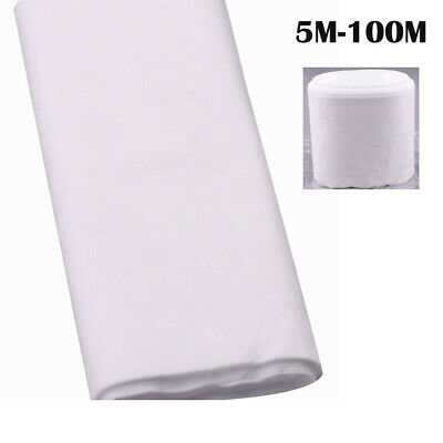 BFE95 Medical Grade DIY Meltblown Nonwoven Cloth Fabric Craft Filters 5-100M